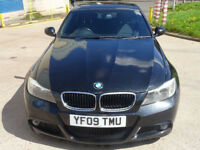BMW 3 SERIES 2.0 318D M SPORT 4d AUTO 141 BHP GREAT EXAMPLE OF M SPORT AUTOMATIC FULL YEAR MOT +