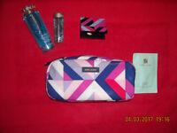 Colourful Estee Lauder bag
