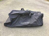 Maclaren Double buggy travel bag