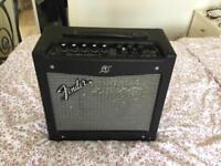 Fender mustang 1 guitar amp