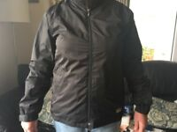 Rukka windproof golf jacket, unworn.