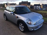 MINI 2010 12 MONTHS MOT AUTOMATIC ONLY 26K MILES 1 OWNER FROM NEW!