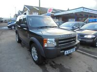 2009 59 landrover discovery 3 2.7 tdv6 s commercial