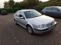 VW BORA 1.9 TDI 100bhp 4dr
