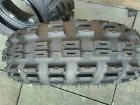 Quad tyres sold
