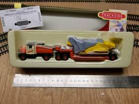 Trackside Scammel low loader with load *Siddle Cook*