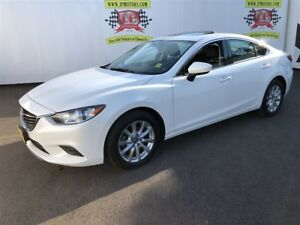2016 Mazda Mazda6 GS, Automatic, Navigation, Leather,Sunroof,