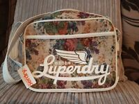 Superdry over the shoulder bag