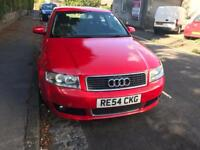 Audi A4 1.8 Turbo (163 Limited Edition) 11 MONTHS MOT £1200