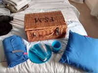 Fortnum and Mason Picnic basket with extras