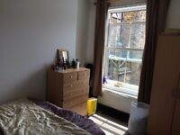 One double bedroom to let in two bed Highgate flat (short stay)