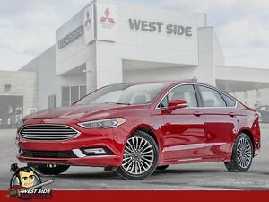 2017 Ford Fusion AWD {LEATHER/NAV/SUNROOF} $87 A WEEK