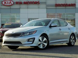 2015 Kia Optima Hybrid EX **0.9%** Toit Panoramique Caméra de Re