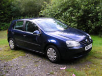 VW Golf FSi 2004 1600 Petrol