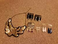 House clearence - vintage style jewellery £4