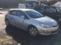 Vauxhall Astra J 1.7cdti 2011 For Breaking