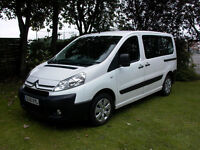 2011 CITROEN DISPATCH COMBI SX L1H1 2.0 HDI (Like Tourneo, Vito, Scudo, Expert)