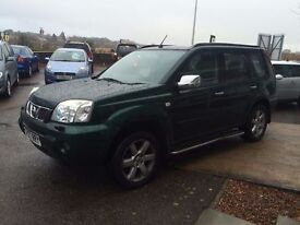 NISSAN X-TRAIL 2.2 DCI 136 AVENTURA- FINANCE AVAILABLE