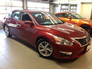 2013 Nissan Altima 2.5 SV TECH/1 OWNER LOCAL TRADE!!