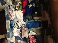 Baby boys clothes summer lot