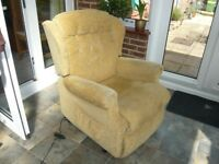 Sherbourne electric recliner
