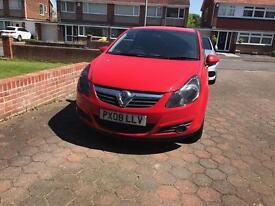 Vauxhall Corsa Breeze 1.2