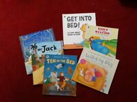 CHILDRENS IST / JUNIOR READERS, 6 BOOK SELECTION (F). LIKE NEW CONDITION