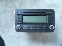 2005 mk5 Volkswagen golf radio cd player