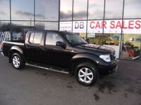 2007 07 NISSAN NAVARA 2.5 DCI SE 4X4 SHR SWB D/C 1D 169 BHP***GUARANTEED FINANCE***PART EX WELCOME**