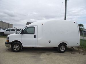 2010 Chevrolet Express Van 3500