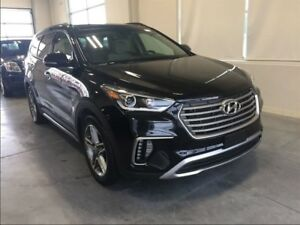 2017 Hyundai Santa Fe XL Limited | AWD | 7 Pass | Heated/Cooled