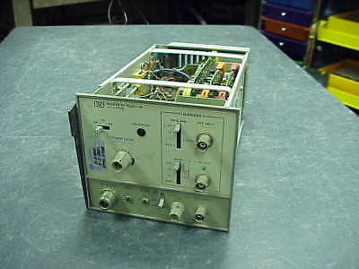 Hp-86222b .01-2.4 Ghz Sweeper Rf Plug In