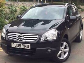 Nissan QASHQAI+2 1.6 Acenta 2WD 5dr FULL HISTORY+PAN/ROOF+7 SEATER
