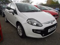 fiat punto evo 1.2 mylife 5dr 2011 facelift model,mot feb 2018