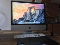"""iMac 24"""" Early 2008, 2.8GHz, 4GB RAM, 320Gb Hard Drive. GREAT CONDITION!"""
