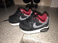 Nike air max and 110s