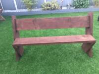 Leopold garden bench