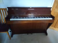 Upright Consolette Spinet Piano