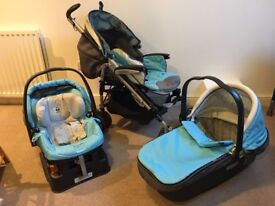 3-in-1 PUSHCHAIR by PEG PEREGO