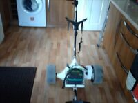 POWERCADDY ELECTRIC TROLLEY.