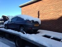 FORD PUMA FOR SPARE OR REPAIR