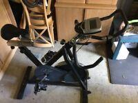 Carl lewis spin bike