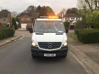 24/7 Recovery Service - Breakdown, Accident, Tow Truck ALL LONDON, ESSEX, HERTS, M11, M25, A406 ETC