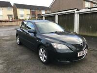 Mazda 3 ts2 1.6 petrol 12 month mot 114k drives faultless
