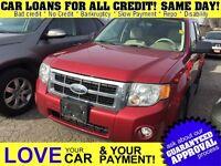 2008 Ford Escape XLT 3.0L * SAT RADIO * POWER SEATS