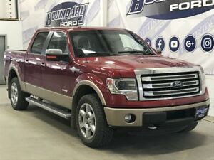 2013 Ford F-150 SuperCrew King Ranch 600A 3.5L EcoBoost