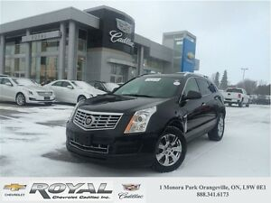 2015 Cadillac SRX LUXURY * AWD * NAVIGATION