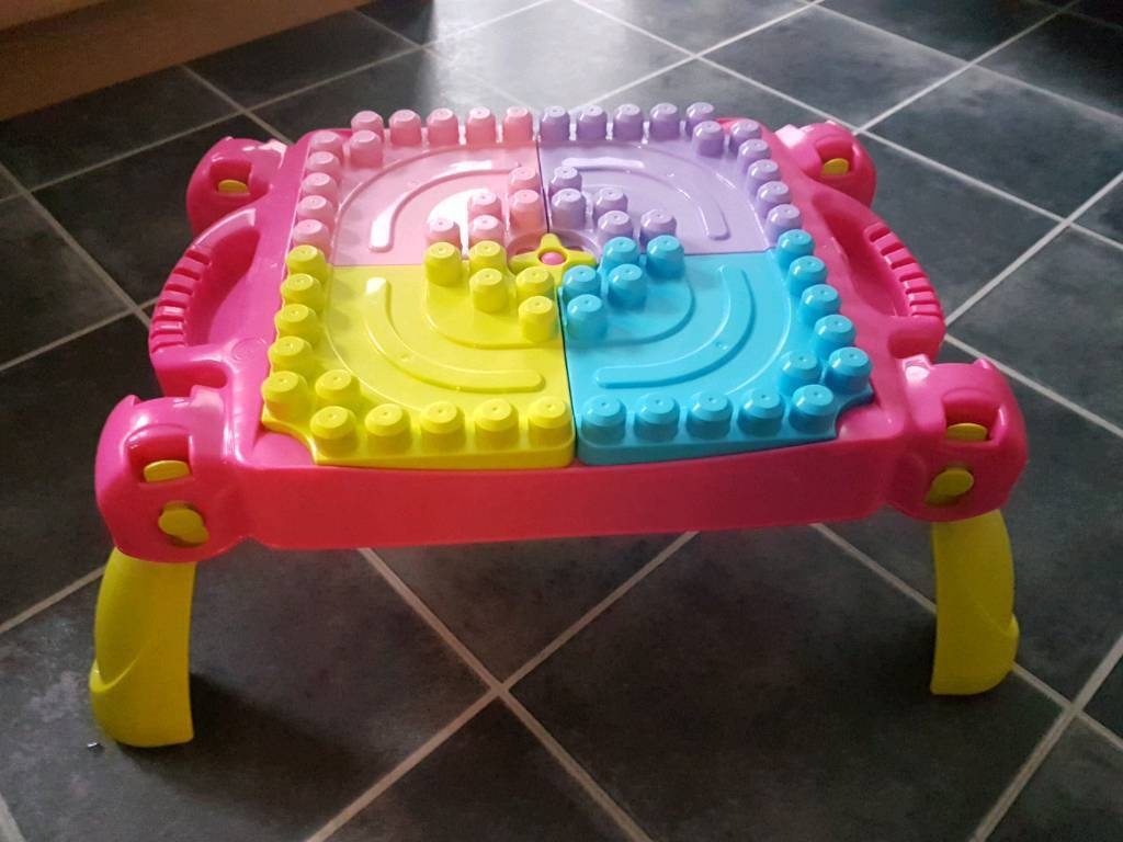 Mega blocks table. Lego duplo mega blocks | in Southampton ...