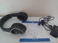Wireless Digital Stereo Headset