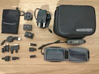 Powermonkey Explorer travel charger battery and solar panel
